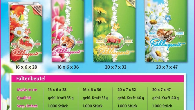 Frühlingsaktion 2014
