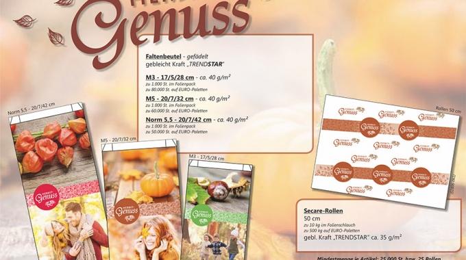 Neu im Programm: Herbst – Genuss