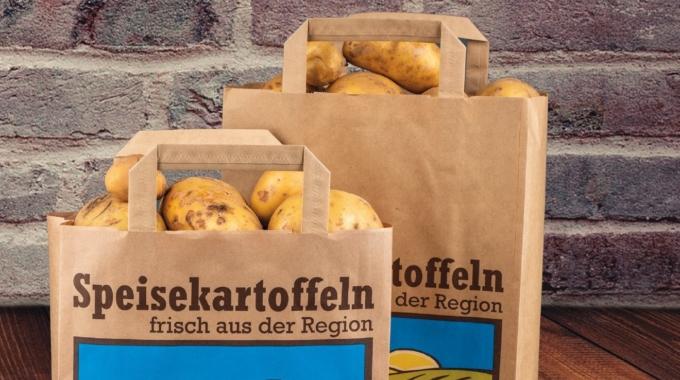 Kartoffeltragetasche